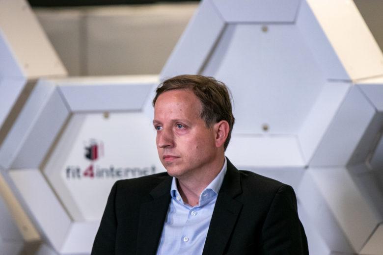 Michael Esterl, Generalsekretär im Bundesministerium für Digitalisierung und Wirtschaftsstandort © BMDW/Dolenc