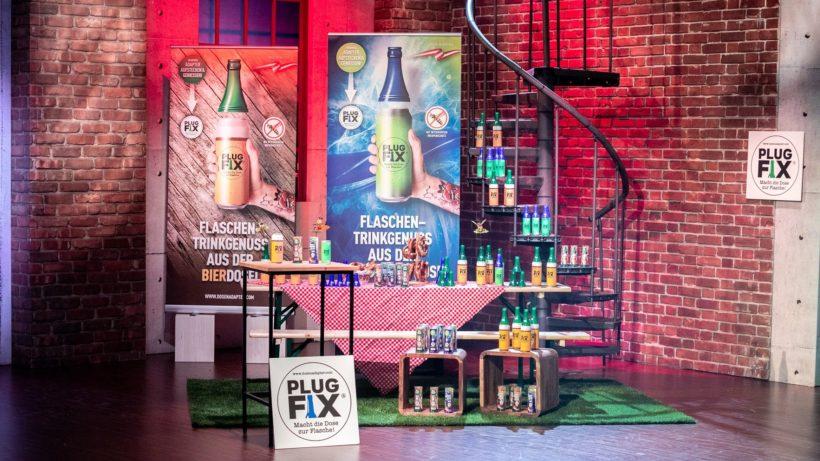 PlugFix: Adapter verwandelt Dose in Flasche © Puls 4/Gerry Franke