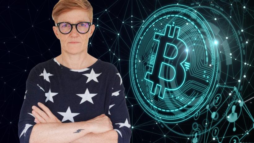 Bitcoin-Expertin Anita Posch. © Anita Posch / Canva