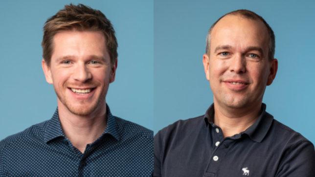 Anton Kittelberger und Frank Westermann, die Gründer von 9am.health. © 9am.health