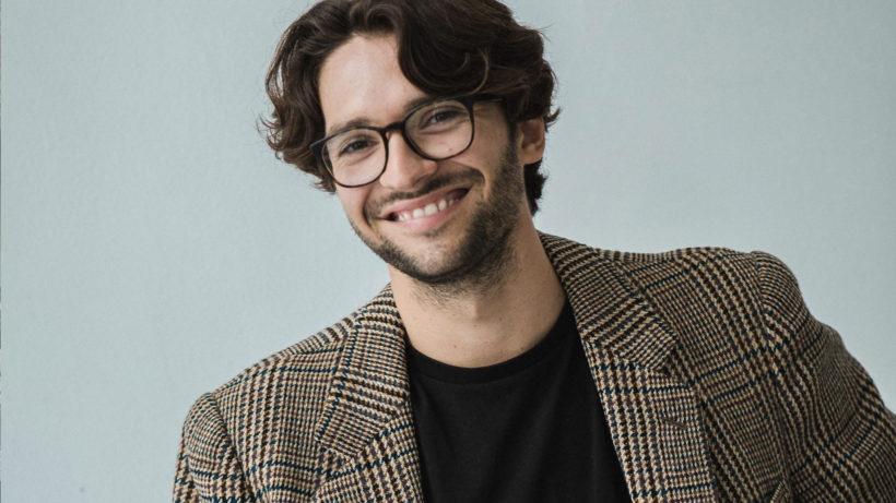 Ricardo Parger, Gründer von Phönix. © Robin Weigelt