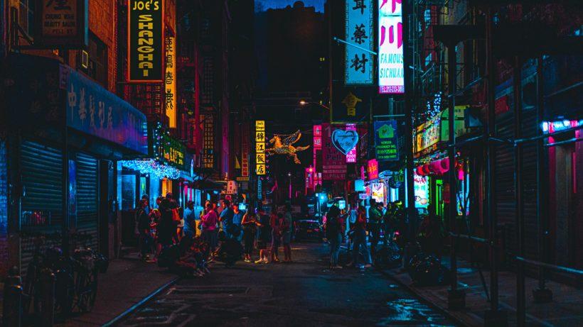 Straßenszene in China. © Alexis Antoine on Unsplash