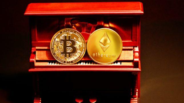 Bitcoin und Ethereum. © Executium on Unsplash