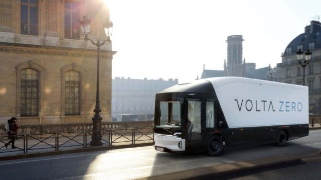 Truck von Volta © Volta Trucks