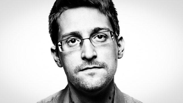 © Edward Snowden