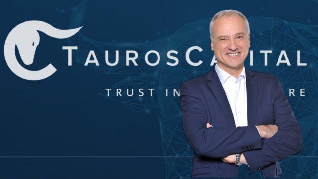 Werner Edlinger, Geschäftsführer von Tauros Capital © TAUROS Capital Management / Montage Trending Topics