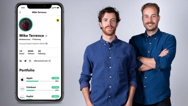 Die getquin-Mitgründer Raphael Steil und Christian Rokitta. @getquin
