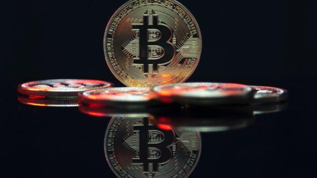 Bitcoin. © shutter_speed on Unsplash